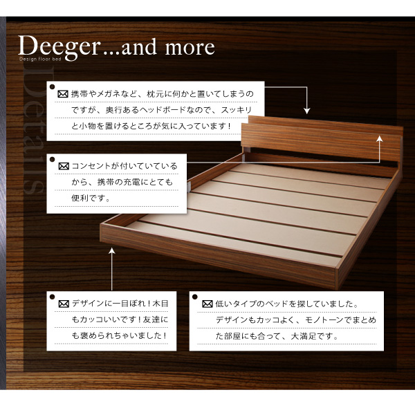 【Deeger】and more…