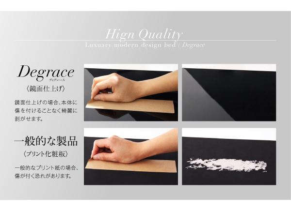 高品質の表面加工
