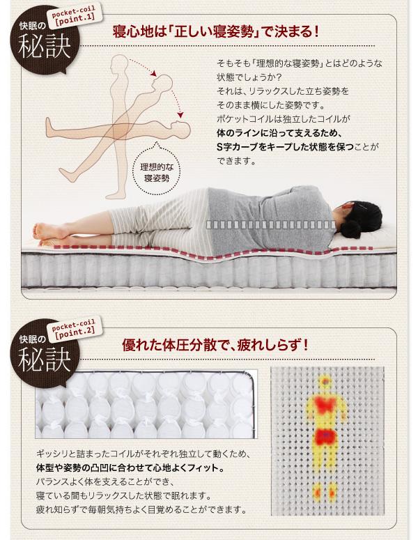 寝心地は「正しい寝姿勢」で決まる!