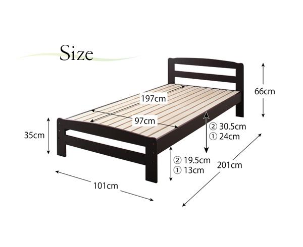 【サイズ】(約)幅101×長さ201×高さ66cm